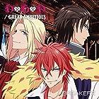 D×D×D/GREAT AMBITIOUS (ダメプリ盤)(近日発売 予約可)