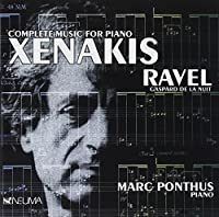 Xenakis: Complete Music for Piano