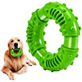 Feeko Dog Toys for Aggressive Chewers Large Breed, Non-Toxic Natural Rubber Long Lasting Indestructible Dog Toys, Durable Pup