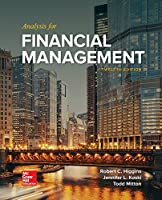 Loose-Leaf for Analysis for Financial Management