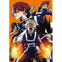 「僕のヒーローアカデミア」2nd Vol.4(初回生産限定版) [Blu-ray]