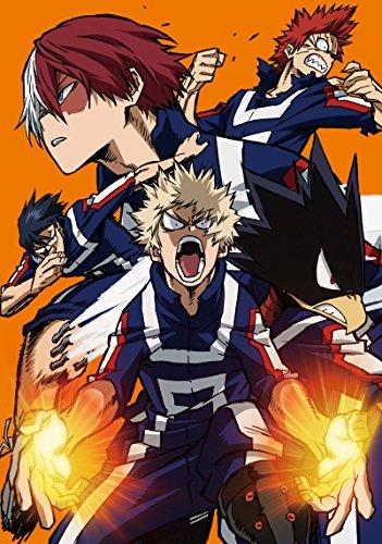 僕のヒーローアカデミア 2nd Vol.4 DVD