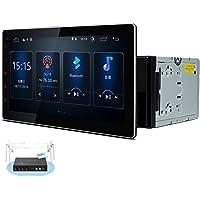 (TSD100SIL)XTRONS 10インチ 2DIN カーナビ Android10.0 アップグレード版 車載PC…