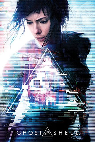 ポスター Ghost In The Shell One Sheet 610×915mm 2341