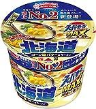 エースコック スーパーカップMAX 北海道コーン塩バター味ラーメン 112g ×12個