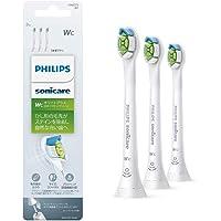 (正規品)フィリップス ソニッケアー 電動歯ブラシ 替えブラシ ホワイトプラス コンパクト3本(9ヶ月分) HX6073…