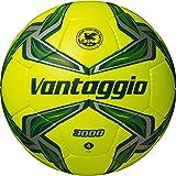 molten(モルテン) サッカーボール ヴァンタッジオ3000 4号 ライトイエロー×グリーン F4V3000-YG