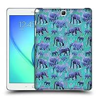 オフィシャル Micklyn Le Feuvre スウィート・エレファント アニマルズ ハードバックケース Samsung Galaxy Tab A 9.7