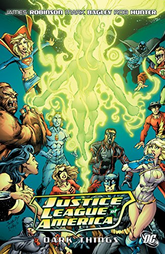Download Justice League of America: The Dark Things (English Edition) B00KWNBBF8