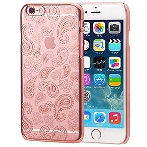EDGEi Rose Gold Paisley iPhone6s/6 (4.7インチ) エッジ ローズゴールド ペイズリー アイフォンケース