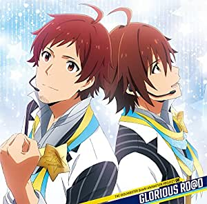 "【Amazon.co.jp限定】 THE IDOLM@STER SideM ANIMATION PROJECT 08 ""GLORIOUS RO@D"" (ジャケットイラスト使用デカジャケット付)"