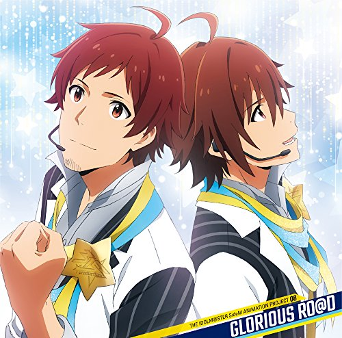 【Amazon.co.jp限定】 THE IDOLM@STER SideM ANIMATION PROJECT 08