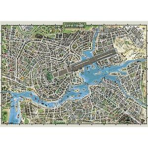 HEYE Puzzle ヘイパズル 29759 Bayerischer Rundfunk : City of Pop (3000 ピース)