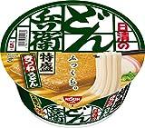どん兵衛 特盛きつねうどん 130g ×12食 [西日本向け] 製品画像