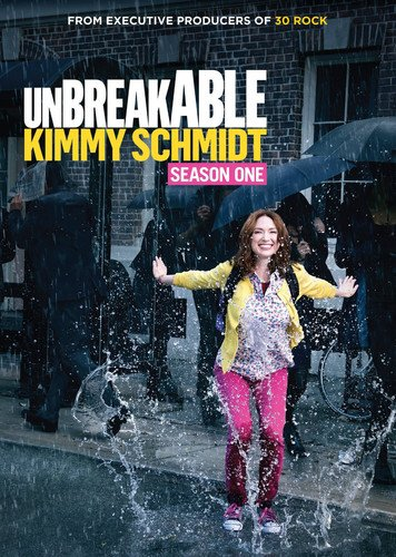 Unbreakable Kimmy Schmidt: Season One [DVD] [Import]