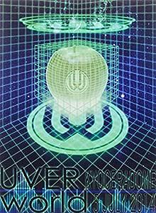 UVERworld LIVE at KYOCERA DOME OSAKA(初回生産限定盤) [Blu-ray]