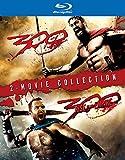 300 <スリーハンドレッド> 1&2 ブルーレイ ツインパック(初回数量限定生産/2枚組/デジタルコピー付) [Blu-ray]