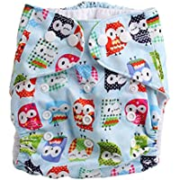 4 # washable-baby-cloth-diaper-cover-waterproof-cartoon-baby-diapers-reusable-nappy