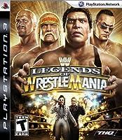 WWE レジェンズ・オブ・レッスルマニア - PS3