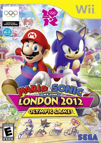 Mario & Sonic at the London 2012 Olympic Games by Sega [並行輸入品]