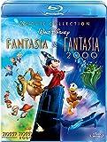 ファンタジア ダイヤモンド・コレクション&ファンタジア2000 ブルーレイ・セット [Blu-ray]
