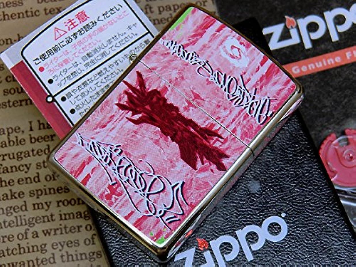不注意軍艦記念碑マイルドセブン MILD SEVEN Zippo GRAB LABEL COLLECTION II PINK TOMI-Eデザイン 桃ver 2004