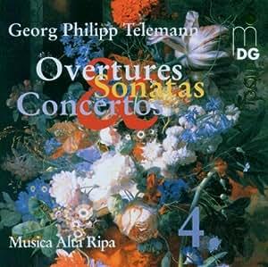 Concertos & Chamber Music 4
