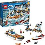 Lego City Coast Guard Head Quarters 60167 Playset Toy