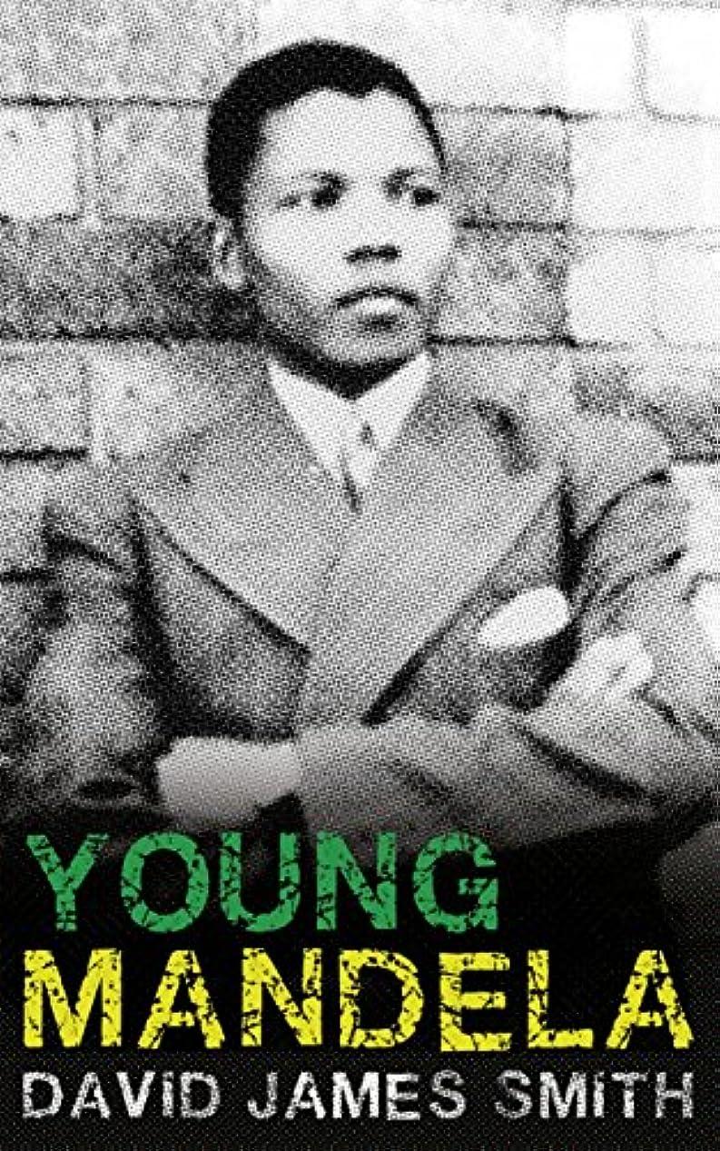 青鋸歯状定期的Young Mandela (English Edition)