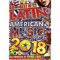 ラテン・アメリカン・ミュージック・アワード・2018 LATIN AMERICAN MUSIC AWARD 2018 - STAR★DJS