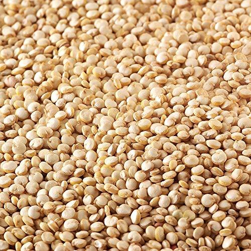 キヌア - ペルー産 必須アミノ酸をすべて含み 体調管理に適し、栄養バランスに優れた食材 (1kg)