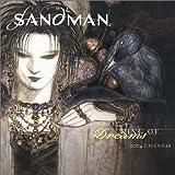 Sandman King of Dreams 2004 Calendar