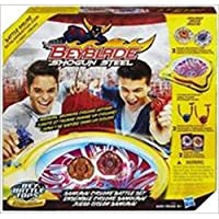 Hasbro A2035 Bey - Samurai Cyclone Battle Set おもちゃ [並行輸入品]