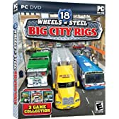 18 Wheels of Steel Big City Rigs (輸入版)