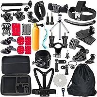 STARDUST GOPRO 互換 アクセサリー セット アクションカメラ撮影用パーツ 4000 SJ5000 SJ6000 SD-MA-3