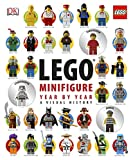 LEGO® Minifigure Year by Year A Visual History: With two Minifigures (Dk Lego)