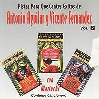 Vol. 2-Pistas Cante Como Antonio Aguilar