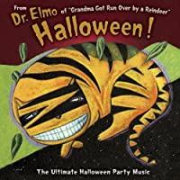 DR. ELMO HALLOWEEN! CD by The Hit Crew