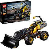 LEGO Technic Volvo Concept Wheel Loader ZEUX 42081 Playset Toy