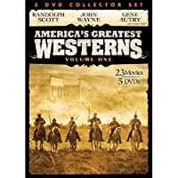 Great American Western Collectors Set 1 [DVD] [Import]