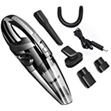 Handheld Vacuum Cordless,with Rechargeable Quick Charge Battery, Lightweight Mini Hand Vac Portable Hand Held Vacuum Cleaner