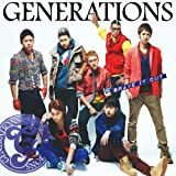 BRAVE IT OUT♪GENERATIONSのCDジャケット