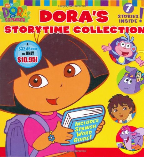 Dora's Storytime Collection (Dora the Explorer)の詳細を見る
