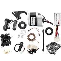 22-28インチ自転車DIY用モーターコントローラー付き電動自転車変換キットモーターE-バイクエンジンキットセット