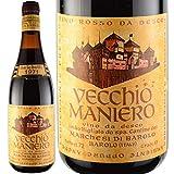 1971年 ワイン ヴェッキオ・マニエロ / マルケージ・ディ・バローロ 720ml [正規輸入品]
