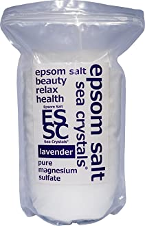 Seacrystals エプソムソルト ラベンダー