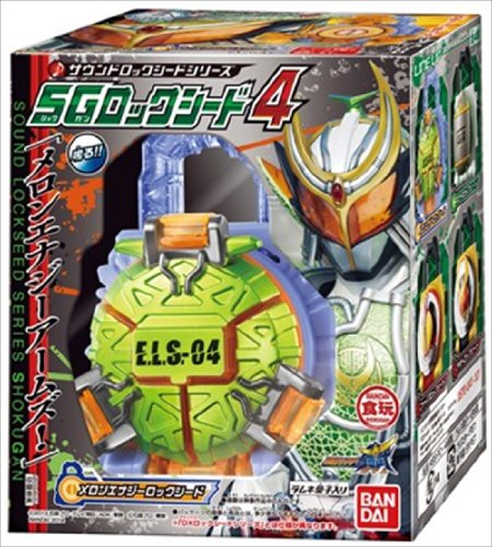 サウンドロックシードシリーズ SGロックシード4 6個入 BOX (食玩・ラムネ)