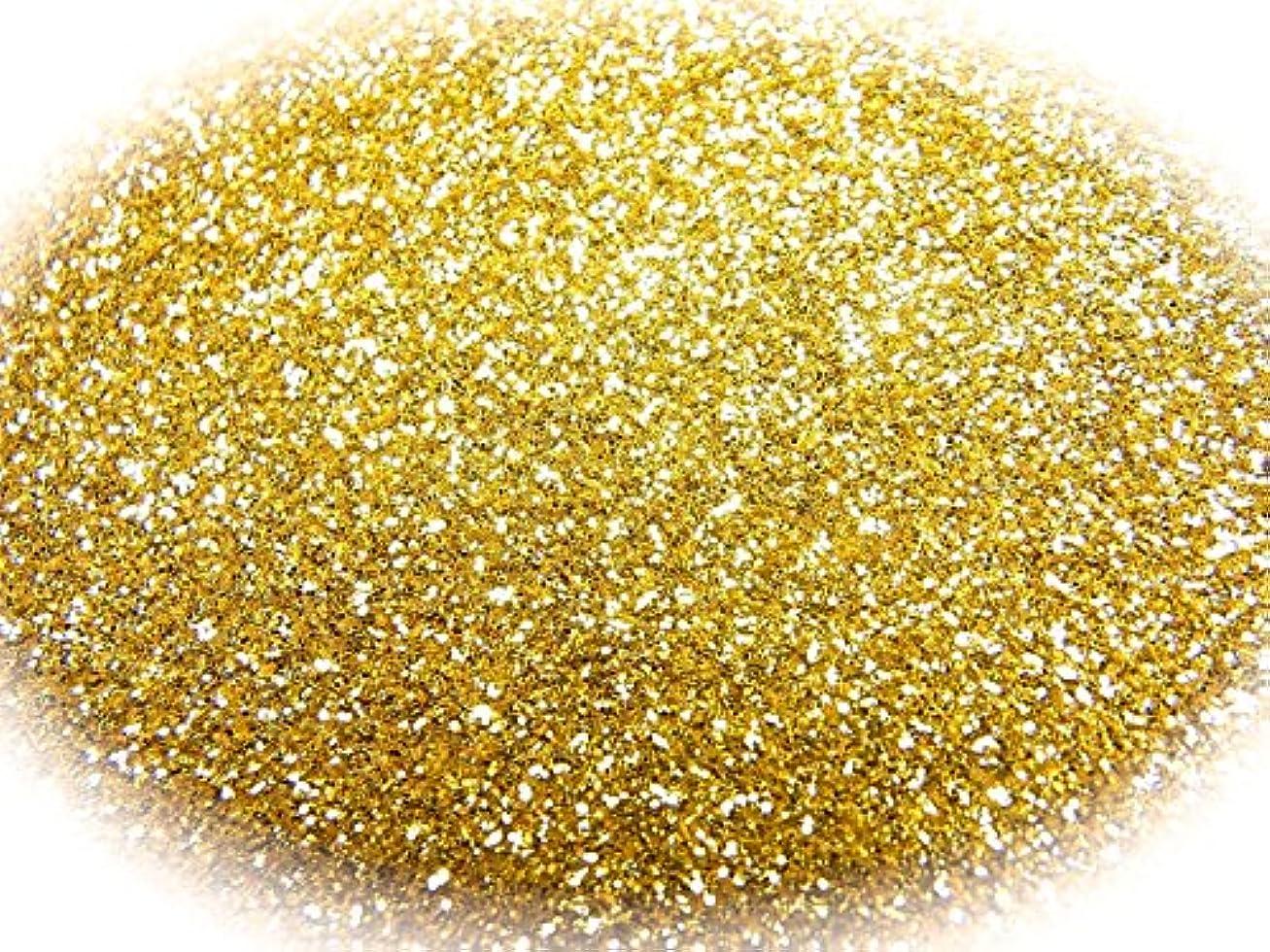 ネブ主婦曇ったグリッターラメパウダー 選べる12色 0.5g 瓶入り (ゴールド)