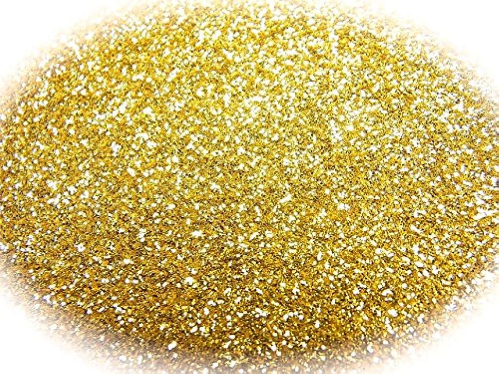 到着する見習い美しい【jewel】グリッター ラメパウダー ゴールド 瓶入り