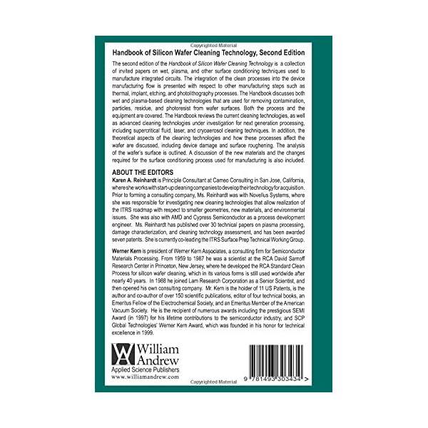 Handbook of Silicon Waf...の紹介画像2